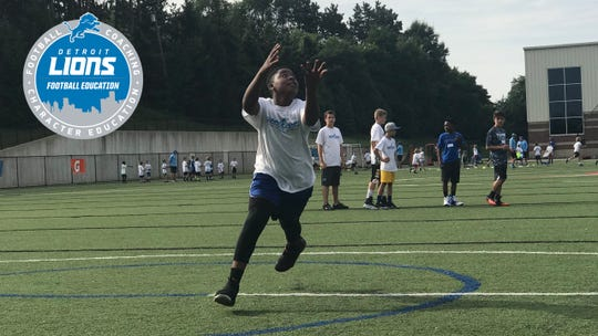 A Detroit Lions sponsored camp is coming to Novi in August.