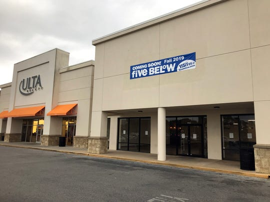 Five Below, a discount retailer, is expected to open a store in the Cordova Commons this fall.