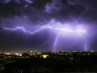 Nearly 500 Phoenix-area residents still without power after monsoon storm