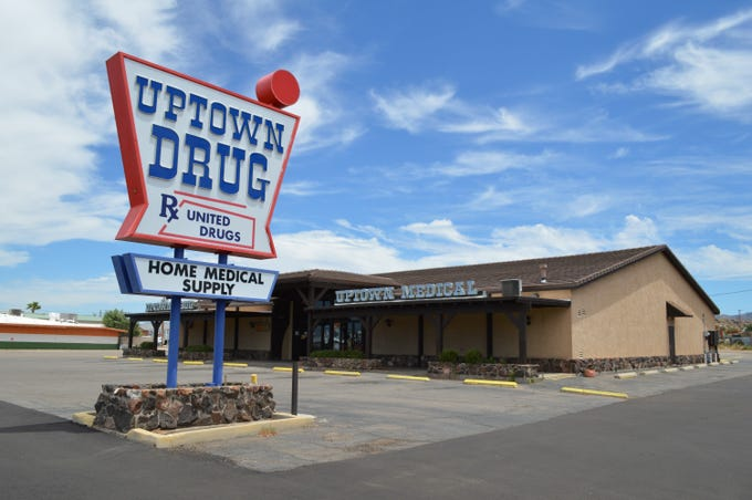 Uptown Drug, an independent pharmacy in Kingman, dispensed millions of opioids over seven years. Its owner has stopped accepting new prescriptions.