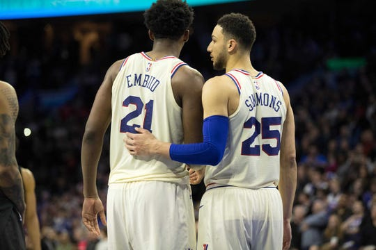 Joel Embiid and Ben Simmons have the talent to lead Philadelphia to an NBA title, but will they?