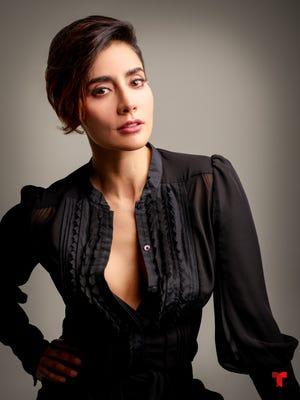 """Manuela """"Kira"""", fue la peor pesadilla para Teresa Mendoza """"La Reina del Sur""""."""