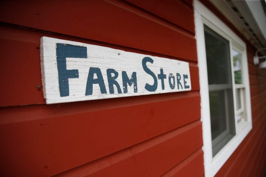 The Brookby Farm store in Dover Plains on July 11, 2019.