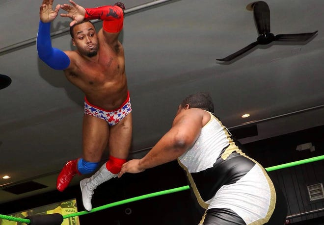 """BJ Walker won a """"Money In The Bank"""" competition in Harrisburg in May, making it his most recent win."""