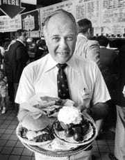 Max Springut and his son Jeff became the owners of the Brighton Don & Bob's in late 1981.