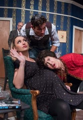 """""""Jest a Second!"""" runs from July 26 through Aug. 17 at Pentacle Theatre."""