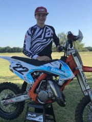 Jaiden Tremper's competing in the biggest amateur motocross race in the world coming up next week.