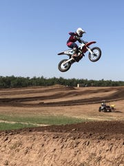 Tremper's last week of preparation is in Texas this week ahead of the AMA Amateur National Motocross Championship.