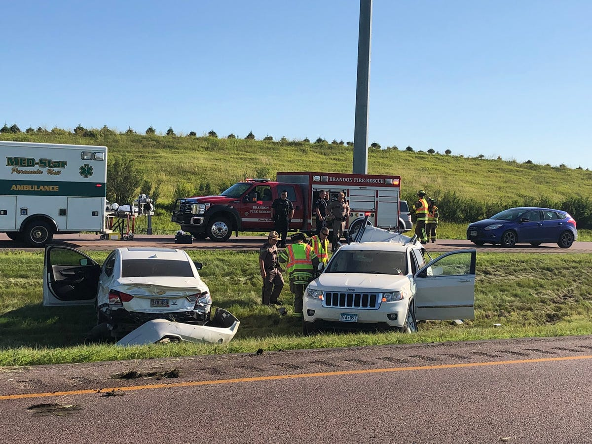 Charges pending after 22-year-old dies in four-vehicle crash
