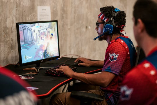 Shenandoah University has an esports team. The school was one of the fist in the country to offer both an esports team and a degree in esports.