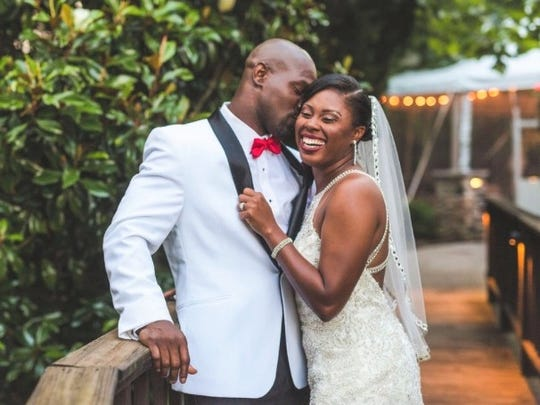 Bryan and Nikki Houston were joined together in matrimony on June 7, 2019. The former Alabama State defensive back and present-day FAMU tennis coach share a mutual love for sports and motorcycles.