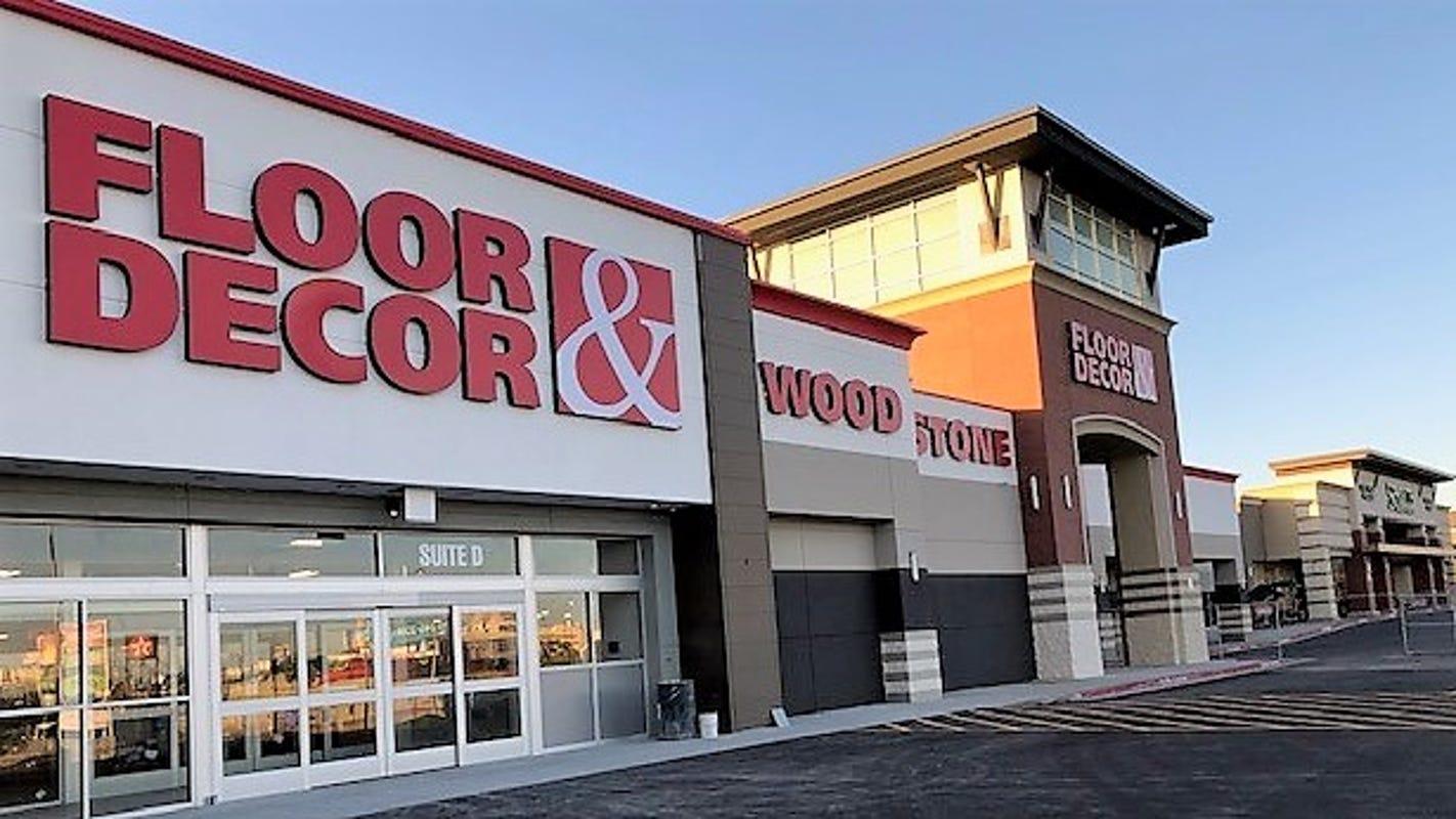 warehouse flooring store to El Paso