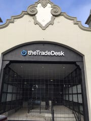 The Trade Desk in downtown Ventura.