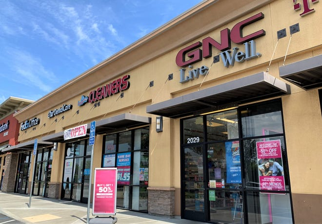Vitamin and supplements retailer GNC plans to close up to 900 stores in the next three years with big cuts to mall locations expected.