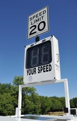 Wichita Falls police unveiled their latest tool to help the motoring public be aware of their speed while driving city streets.