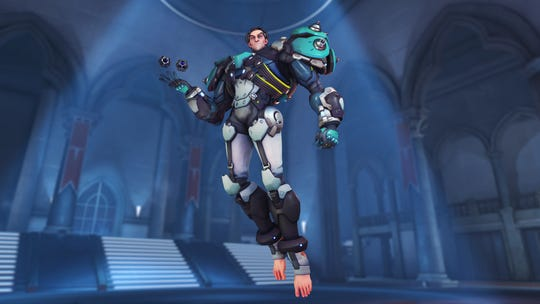 "Sigma is described by Blizzard as ""an eccentric astrophysicist who hopes to unlock the secrets of the universe, unaware that he is being used as a living weapon."""