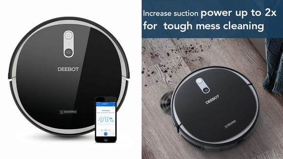 This smart robot vacuum is a must-have, especially with this huge of a discount.