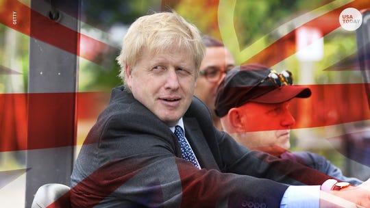 Conservative Boris Johnson will lead the U.K. as prime minister.