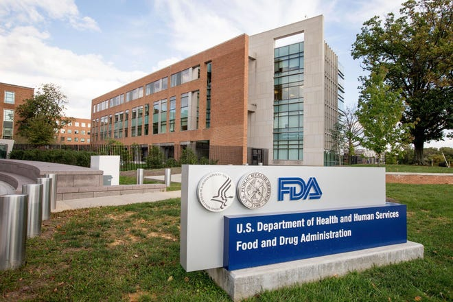This Oct. 14, 2015, file photo shows the Food and Drug Administration campus in Silver Spring, Md.