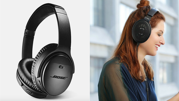 Score a deal on Bose or these Sennheiser open-back headphones now.