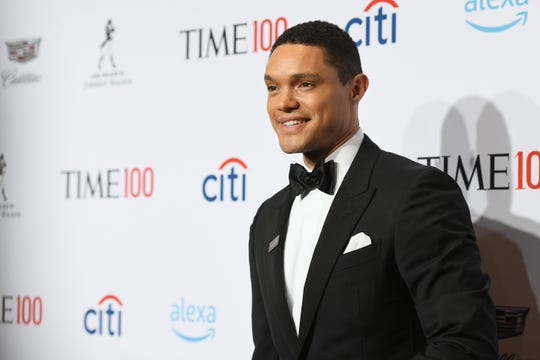 """Daily Show"" host Trevor Noah attends the TIME 100 Gala on April 23, 2019 in New York City."