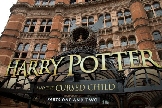 """""""Harry Potter and the Cursed Child"""" is one of several child-friendly theater options in London's West End."""