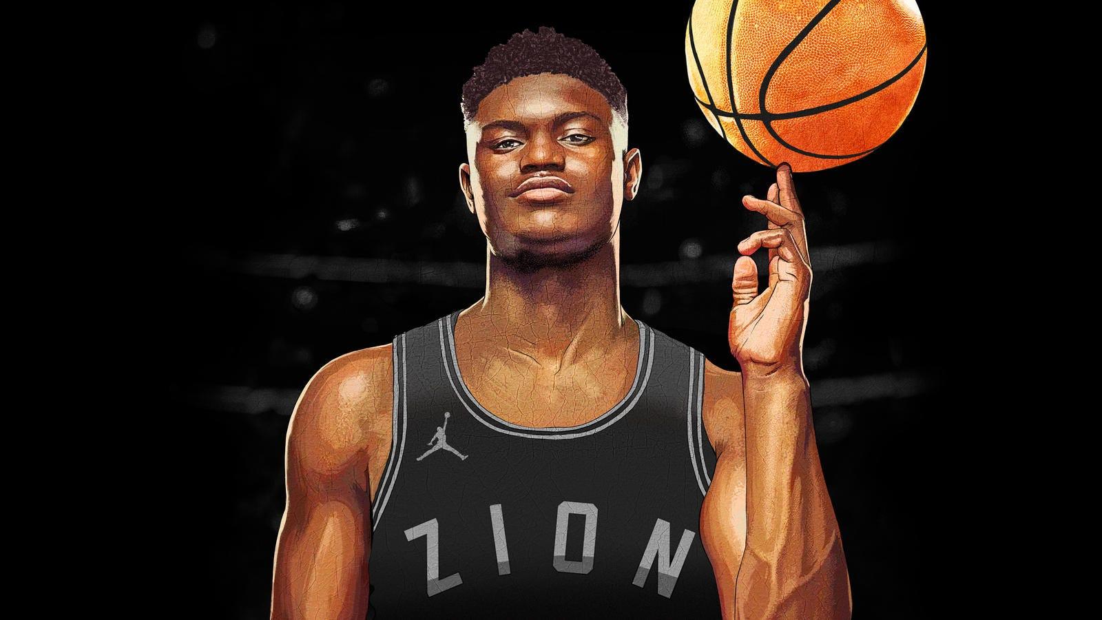 Zion Michael Jordan WilliamsonNba Endorsement With In Pairs Rookie qVpMzSU