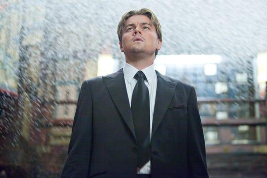 """Leonardo DiCaprio stars as Cobb in a scene from """"Inception."""""""