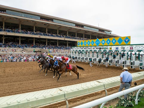 The Del Mar Thoroughbred Club kicked off its 80th summer season on July 17.