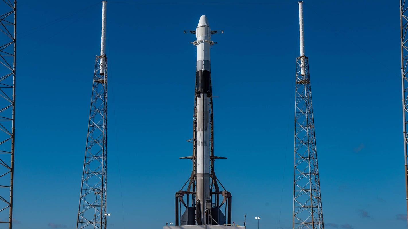 How to watch SpaceX Dragon launch from Cape Canaveral and booster landing