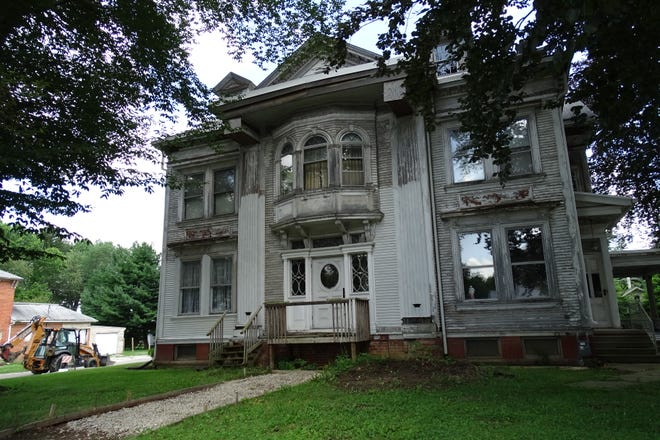 The Gill House in Galion will be the site of a celebration of Henry Ford's birthday Sunday. The Ford Motor Company founder, who was born on July 30, 1863, was friends with the home's owners.