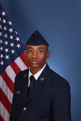 U.S. Air Force Airman Cameron D. Apparicio of Woodbridge graduated from basic military training at Joint Base San Antonio-Lackland, San Antonio, Texas.