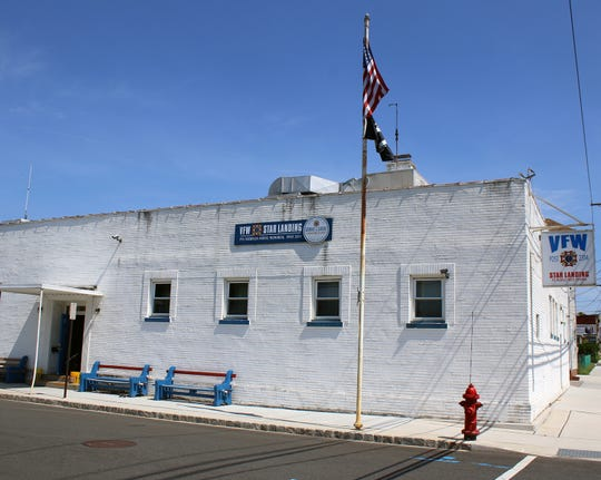 Carteret VFW building is in need of about $150,000 in renovation work.