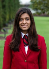 Kiran Kumaranayakam of Edison High School served this past year as the 2018-19 National Vice President  of Competitive Events on the Family, Career and Community Leaders of America's (FCCLA) National Executive Council.