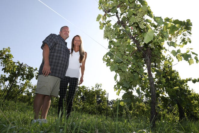 Beau and Tracy Guilliams own Raven's Glenn Winery & Restaurant  in West Lafayette. The couple took over the operation in 2014, after Beau's parents decided to retire. Their goal is to make the winery and restaurant the place to be.
