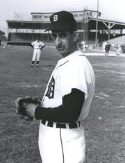 Former Tigers pitcher Don Mossi, who had a 12-year career in the majors, died on July 19 at the age of 90.