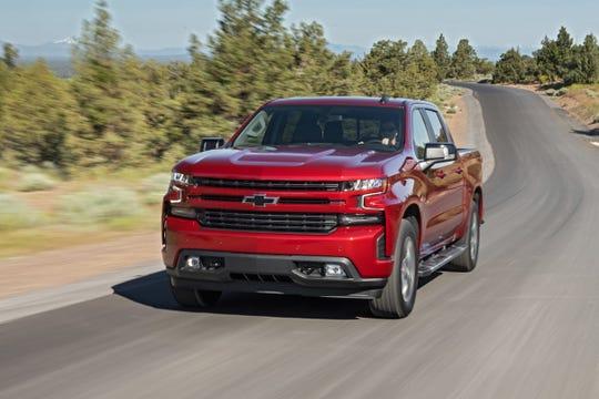 2020 Chevrolet Silverado Diesel pickup