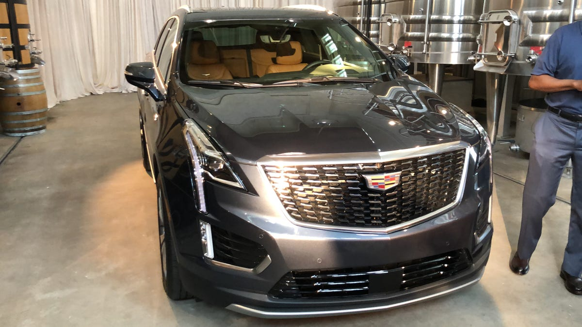 Best Selling Cars 2020 2020 Cadillac XT5 adds new engine, transmission