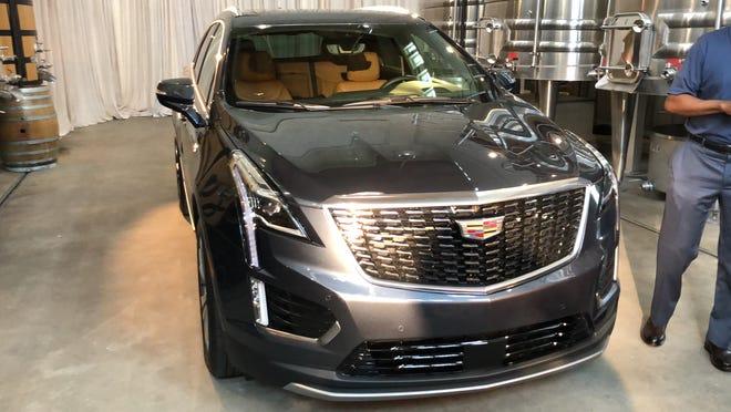 The 2020 Cadillac XT5 SUV adds standard LED headlights an d a new 2.0L turbocharged engine.