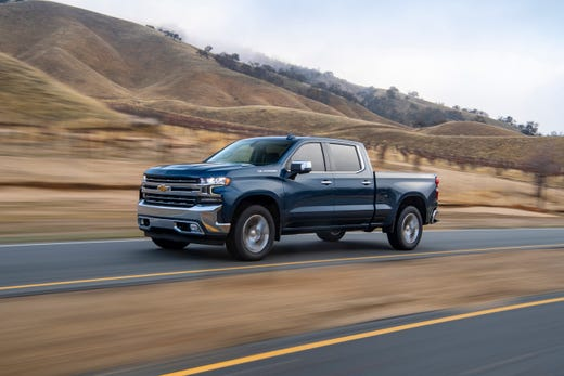 The Chevrolet Silverado's all-new 3.0L Duramax inline-six turbo-diesel engine offers segment-leading torque and horsepower, in addition to a focus on fuel economy and capability.