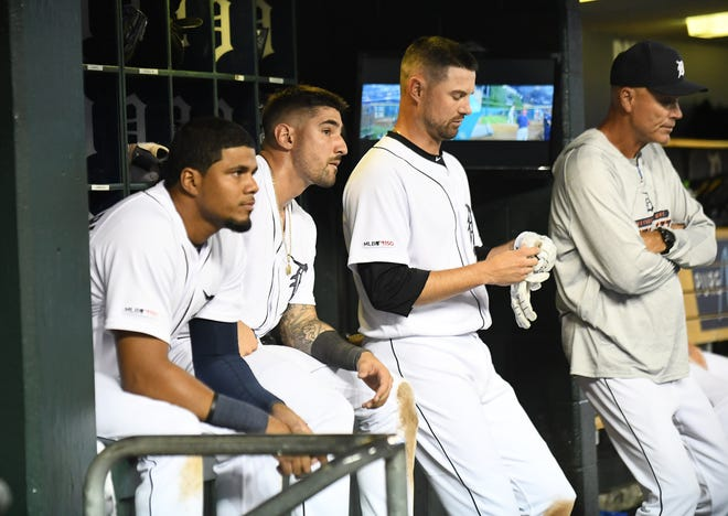 Nick Castellanos might be playing his final home series at Comerica Park.