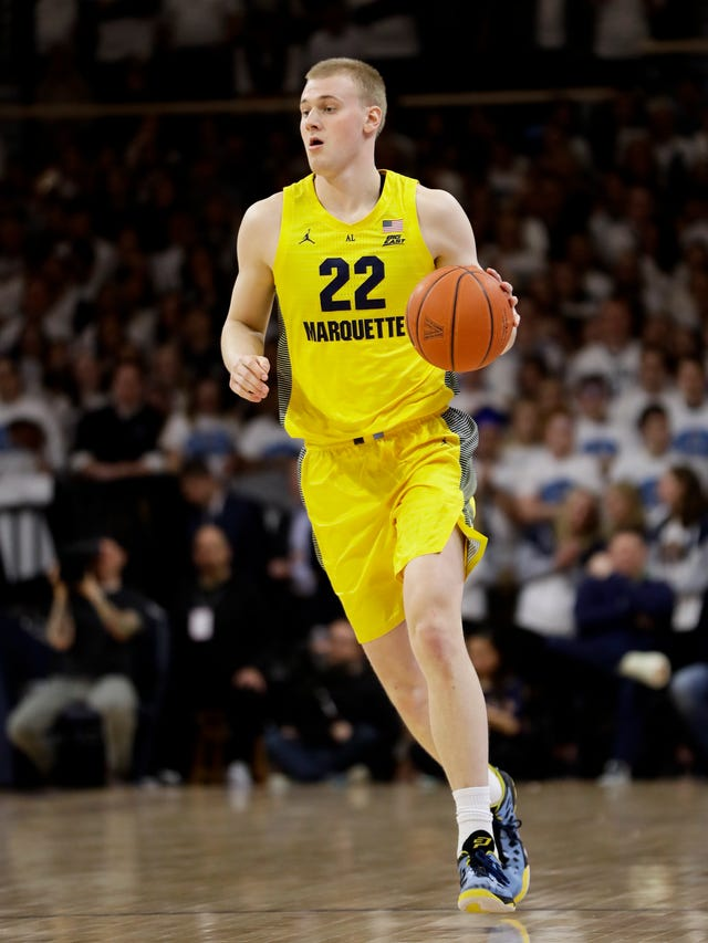 They win': Transfer Joey Hauser already fitting in with