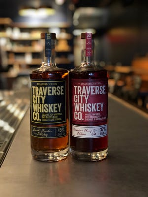 Traverse City Whiskey Co., the Outpost will open as soon as this weekend in Ferndale.