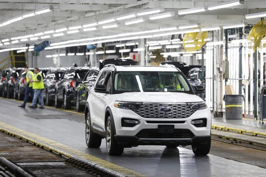 Ford profits slid 86% in the second quarter as the automaker continues to spend billions to restructure its global business. Expenses related to the introduction of the new Ford Explorer temporarily hurt the bottom line.