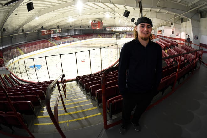 While hockey leagues come and go, Drake MacKenzie hopes his Interstate Hockey League will be here to stay when it launches this fall.