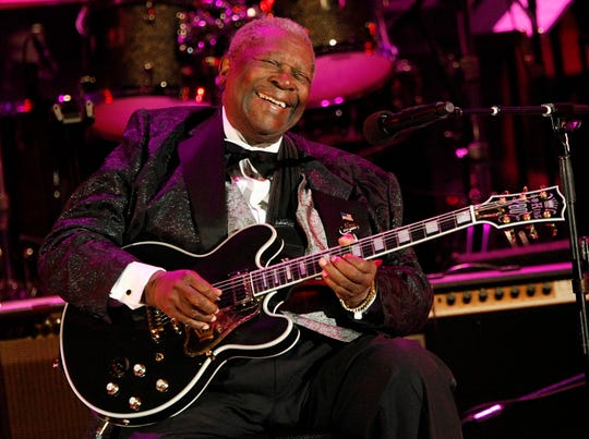 Julien's Auctions announced Tuesday, July 23, 2019,  that King's black Gibson ES-345 prototype guitar is among the items from his estate that will go up for bid on Sept. 21. Julien's says Gibson gave King the instrument for his 80th birthday.