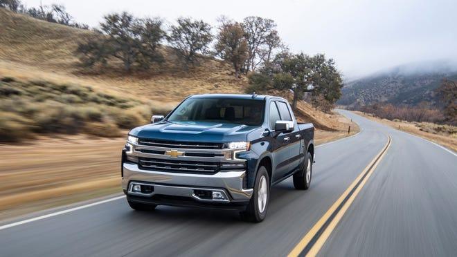 The Rear Wheel Drive Diesel Silverado Is Rated At 33 Mpg Highway
