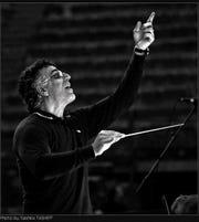 Southwest Florida Symphony conductor and music director Nir Kabaretti.