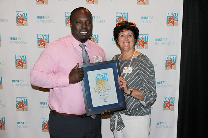 The Best of Fort Myers 2019 Reader's Choice awards presented by The News-Press were held Tuesday, July 23, 2019 at The Broadway Palm Dinner Theater in Fort Myers. The awards recognize businesses with excellence in products, performance or services.