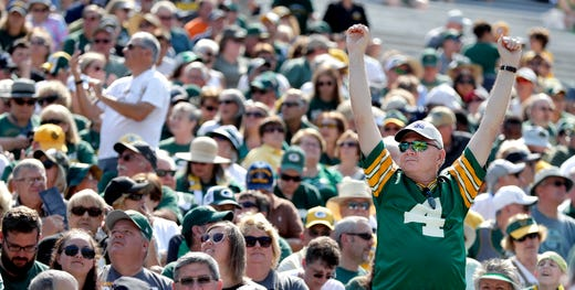 Pro football is big business and business is good for the Packers